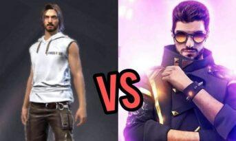 مقایسه کاراکتر DJ Alok و Andrew در بازی فری فایر