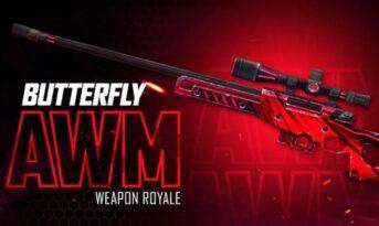 اموزش استفاده حرفه ای از اسلحه AWM در بازی فری فایر