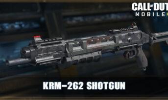 بررسی تخصصی اسلحه KRM-262 بازی کالاف دیوتی موبایل