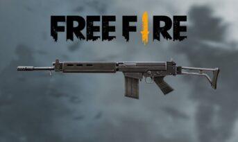 معرفی 5 سلاح برتر AR در بازی فری فایر free fire