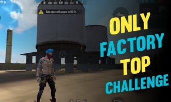معرفی 5 کاراکتر برای شرکت در چالش فکتوری بازی فری فایر