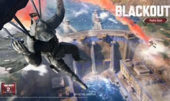 معرفی مپ جدید Blackout در بازی کالاف دیوتی موبایل